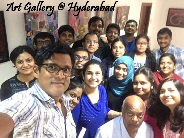 5. Hyd-Meetup-At-ArtGallery