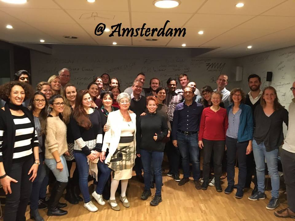 9. Amsterdam-group